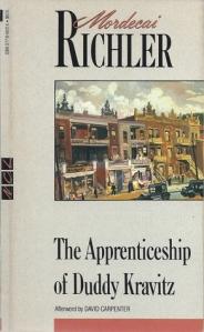apprenticeship of duddy kravitz