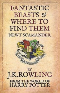 fantastic beasts & where to find them large