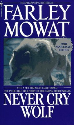never cry wolf large