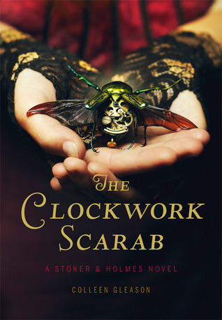 clockwork scarab large