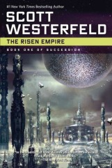 'The Risen Empire' - Scott Westerfeld