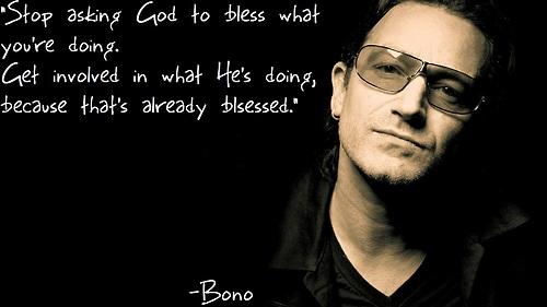 bono bless
