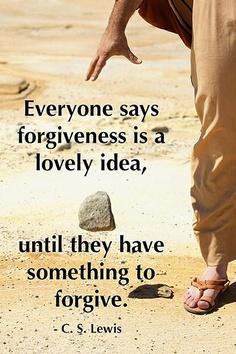 lewis forgiveness