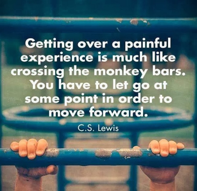 cs lewis monkey bars