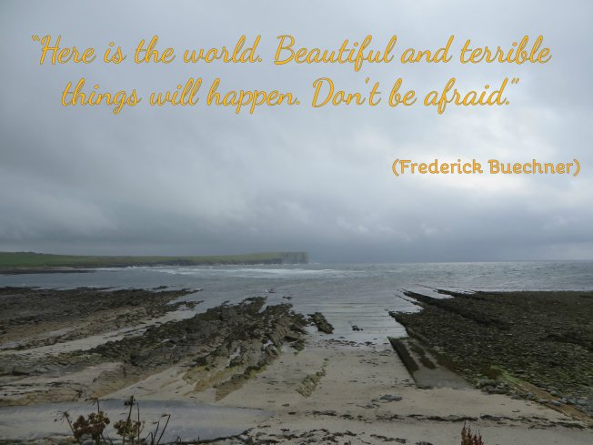 frederick buechner world