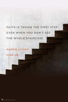 mlk staircase