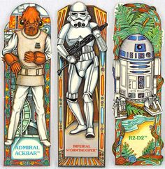 image regarding Star Wars Bookmark Printable called Bookmark Monday #maythefourthbewithyou 2 months towards